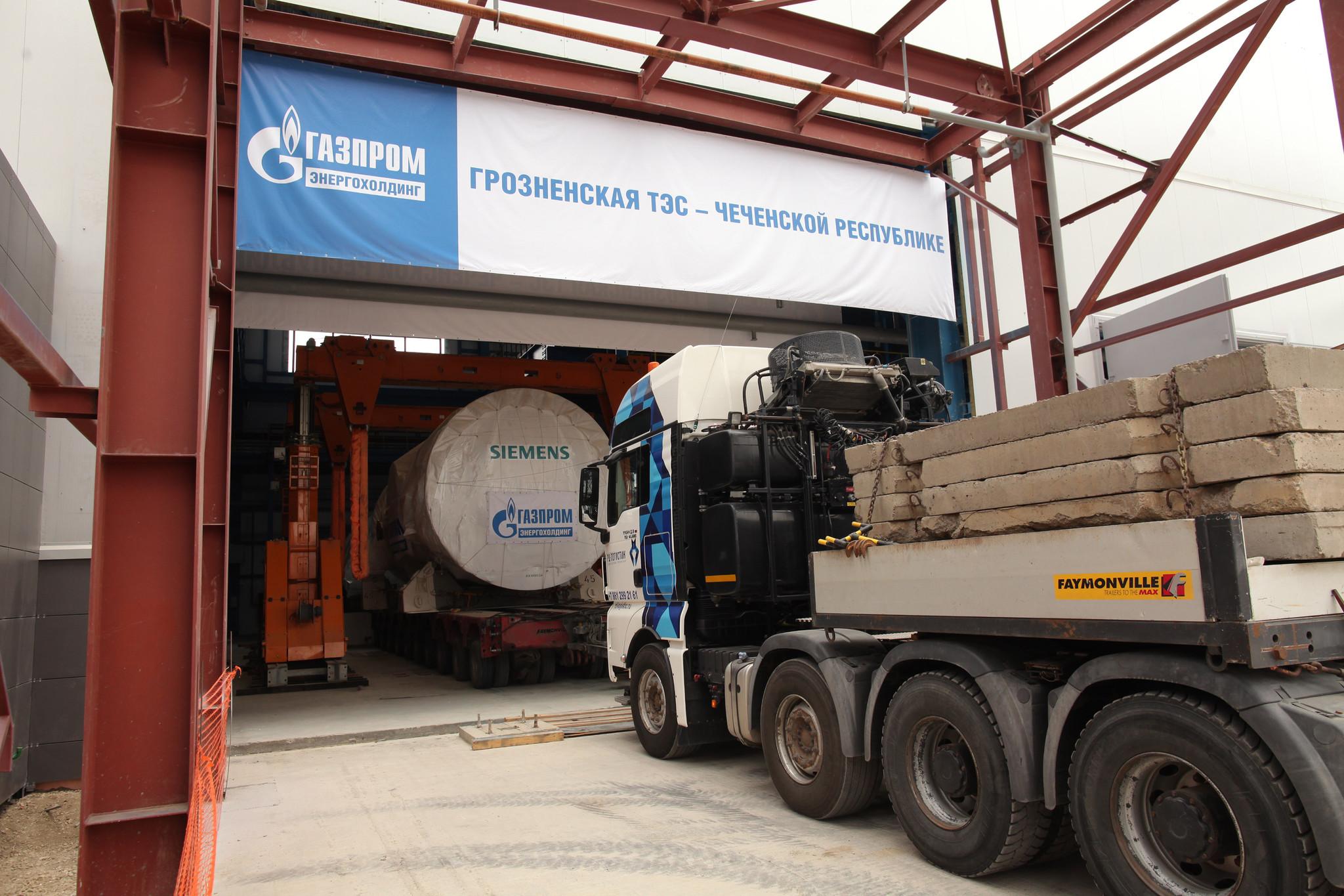 Siemens надеется продолжить работу с«Силовыми машинами» вСП попроизводству турбин